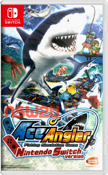 Ace Angler Nintendo Switch version NSP XCI NSZ 釣りスピリッツ Nintendo Switchバージョン