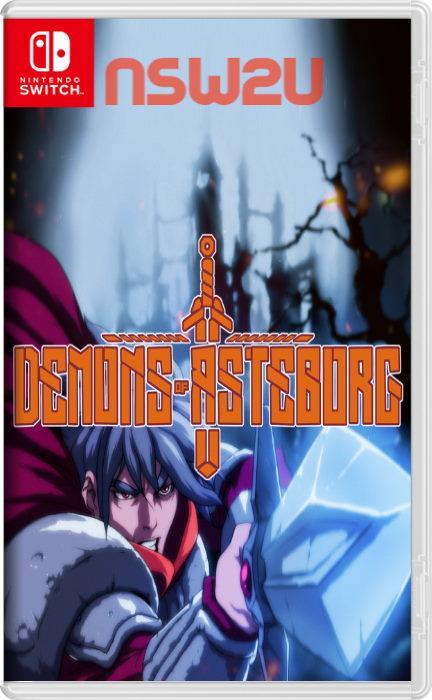Demons of Asteborg Switch NSP XCI NSZ