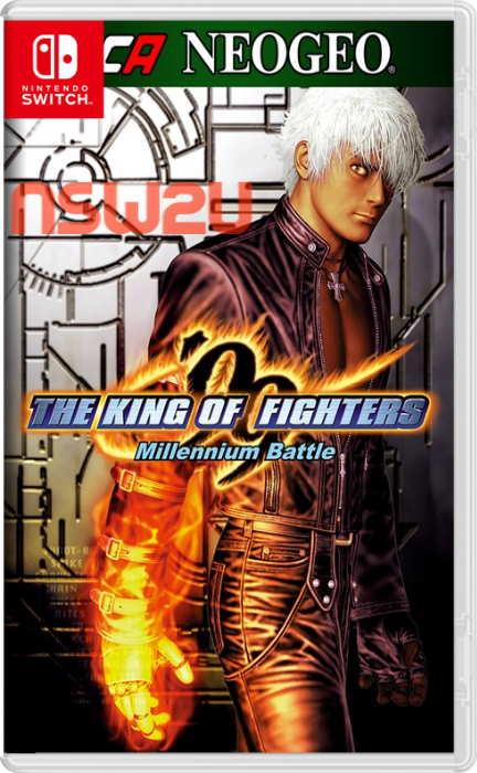 ACA NEOGEO THE KING OF FIGHTERS 99 Switch NSP XCI NSZ