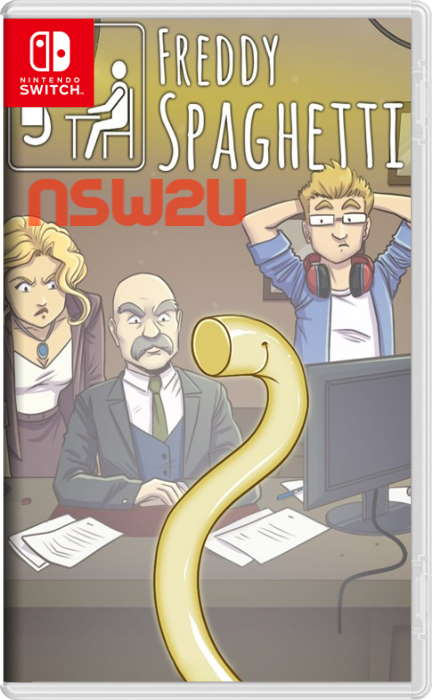 Freddy Spaghetti 2 Switch NSP XCI NSZ