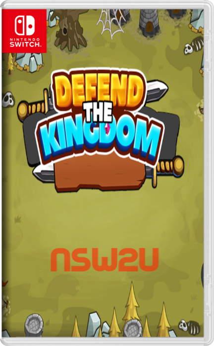 Defend the Kingdom Switch NSP XCI NSZ