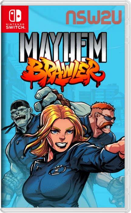 Mayhem Brawler Switch NSP XCI NSZ