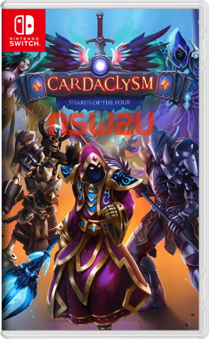 Cardaclysm Shards of the Four Switch NSP XCI NSZ