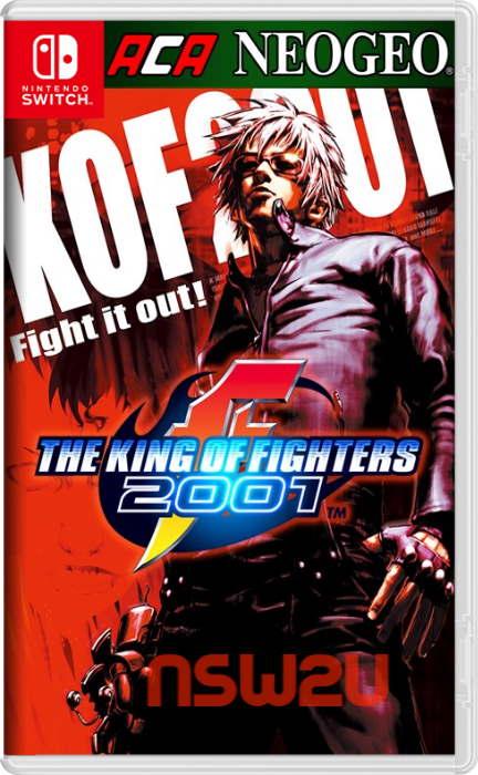 ACA NEOGEO THE KING OF FIGHTERS 2001 Switch NSP XCI NSZ