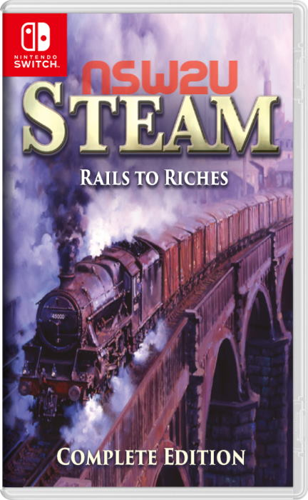 Steam Rails to Riches Complete Edition Switch NSP XCI NSZ