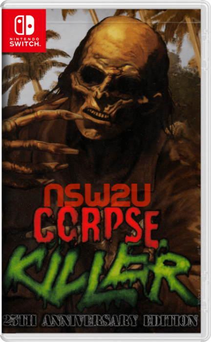 Corpse Killer - 25th Anniversary Edition Switch NSP XCI NSZ