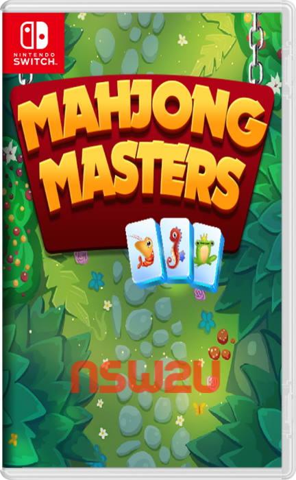 Mahjong Masters Switch NSP XCI NSZ