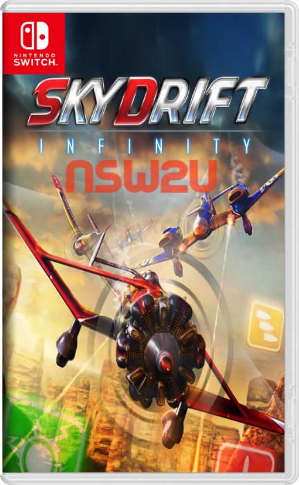 Skydrift Infinity Switch NSP XCI NSZ