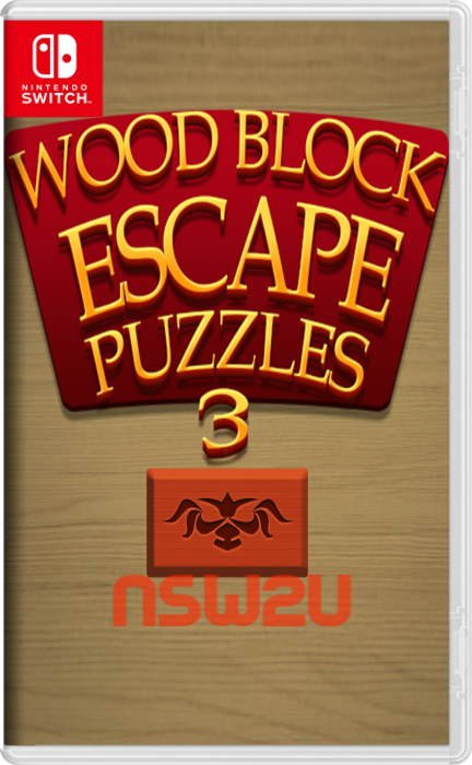 Wood Block Escape Puzzles 3 Switch NSP XCI NSZ