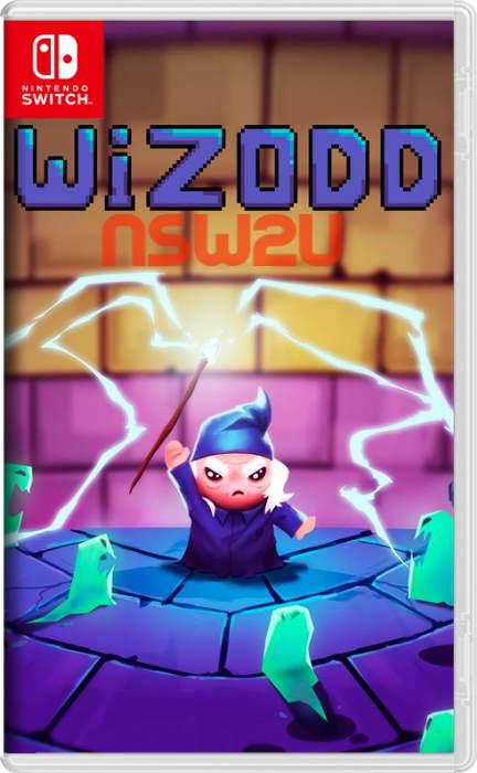 Wizodd Switch NSP XCI NSZ