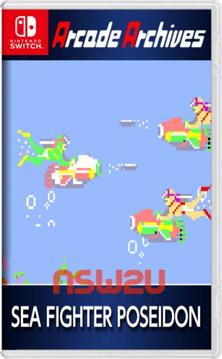 Arcade Archives SEA FIGHTER POSEIDON Switch NSP XCI NSZ