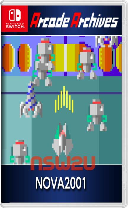 Arcade Archives NOVA2001 Switch NSP XCI NSZ