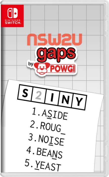 Gaps by POWGI Switch NSP XCI NSZ