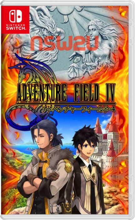 Adventure Field 4 Switch NSP XCI NSZ