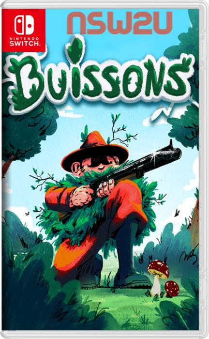 Buissons Switch NSP XCI NSZ