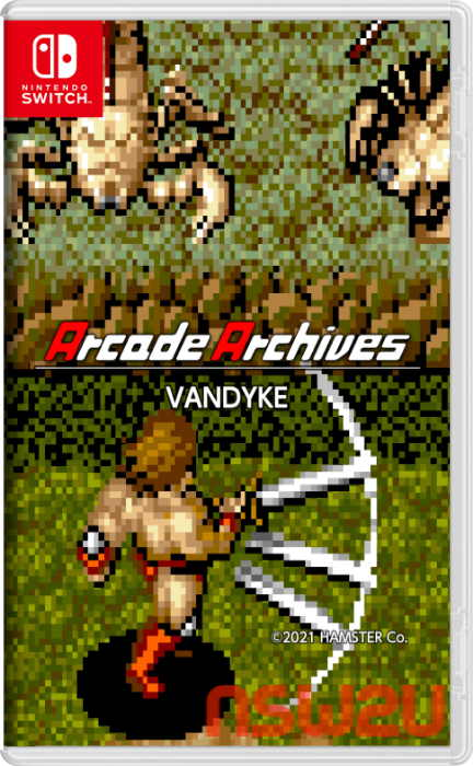 Arcade Archives VANDYKE Switch NSP XCI NSZ