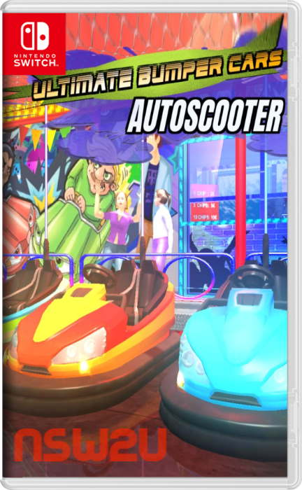 Ultimate Bumper Cars Dodgems Switch NSP XCI NSZ