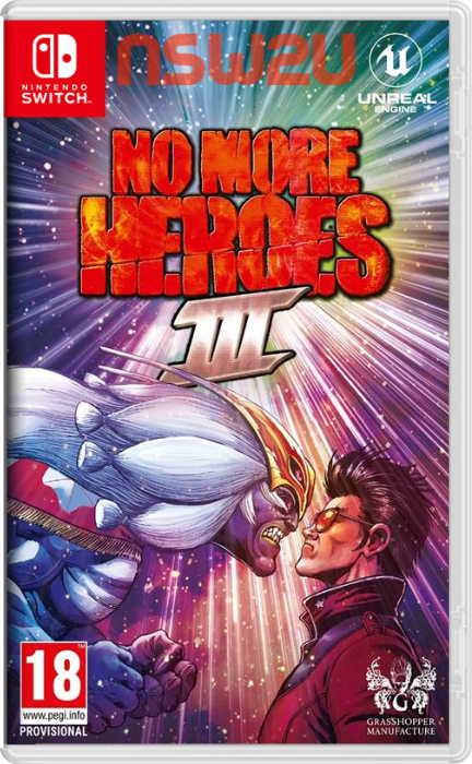 No More Heroes 3 Switch NSP XCI NSZ