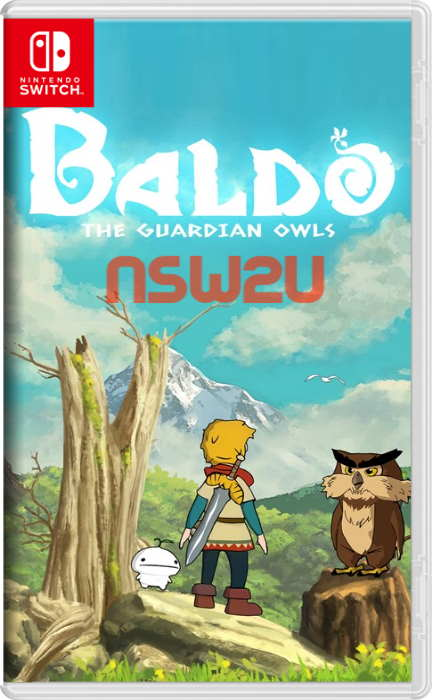 Baldo The guardian owls Switch NSP XCI NSZ