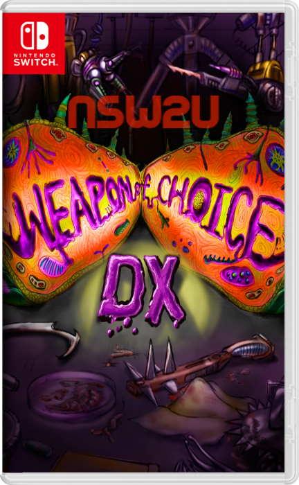 Weapon of Choice DX Switch NSP XCI NSZ