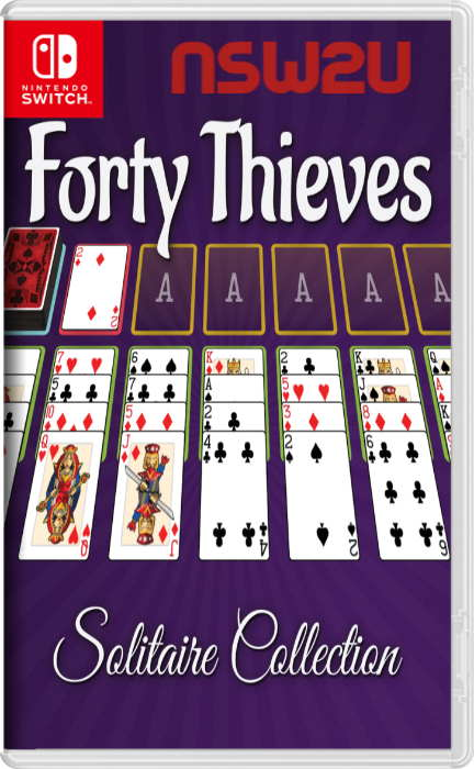 Forty Thieves Solitaire Collection Switch NSP XCI NSZ