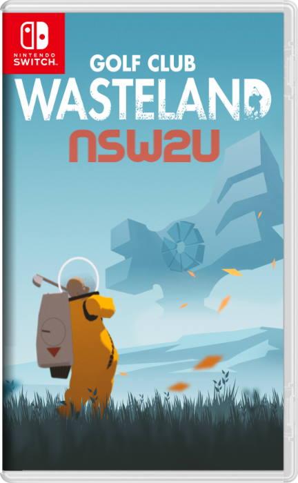 Golf Club Wasteland Switch NSP XCI NSZ