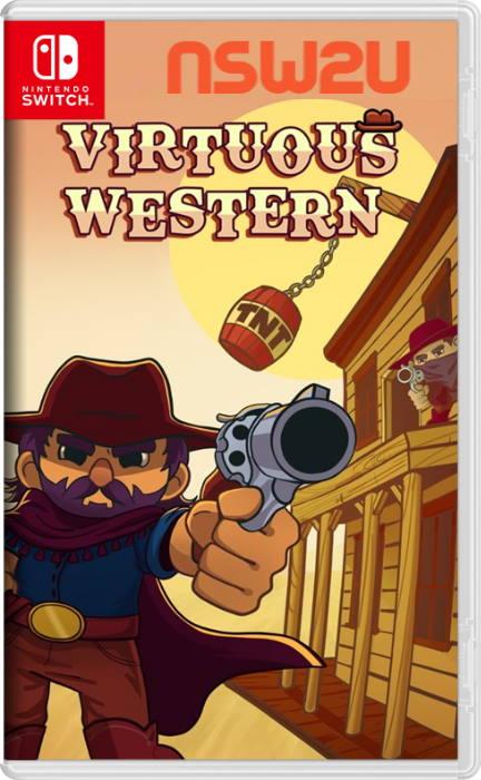 Virtuous Western Switch NSP XCI NSZ