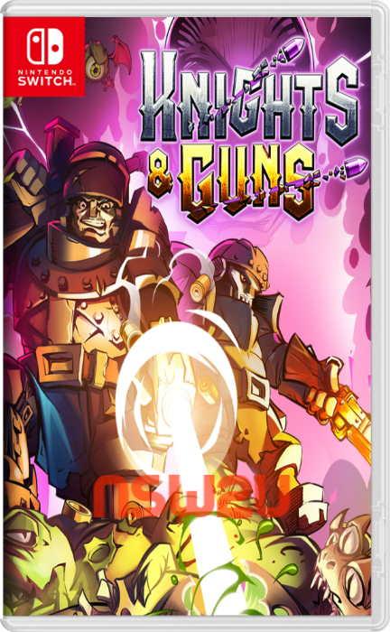 Knights and Guns Switch NSP XCI NSZ