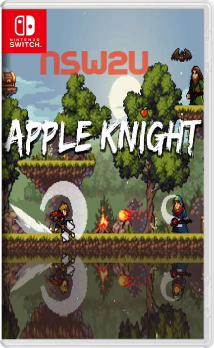 Apple Knight Switch NSP XCI NSZ eShop