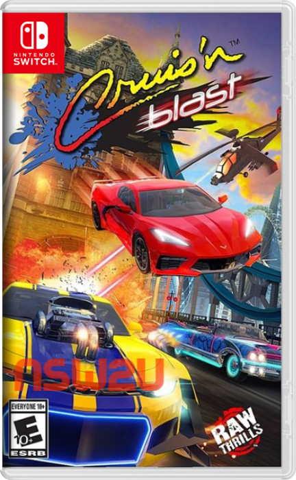 Cruis n Blast Switch NSP XCI NSZ