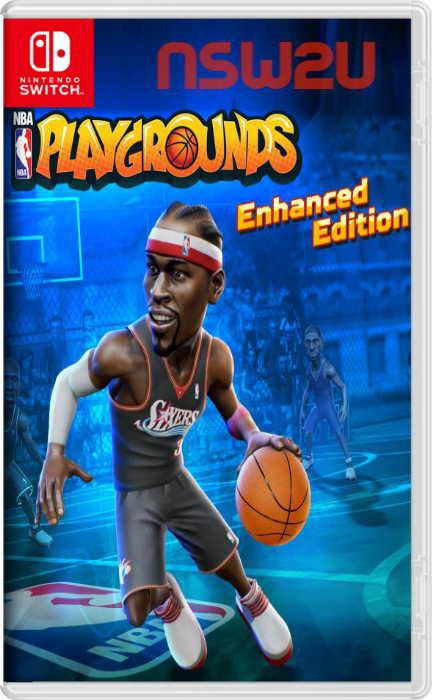 NBA Playgrounds - Enhanced Edition Switch NSP XCI NSZ eShop