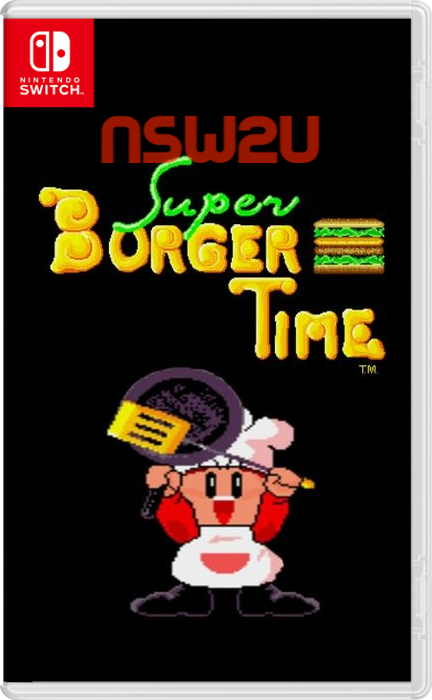 Johnny Turbos Arcade Super Burger Time Switch NSP XCI NSZ