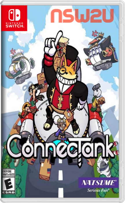 ConnecTank Switch NSP XCI NSZ