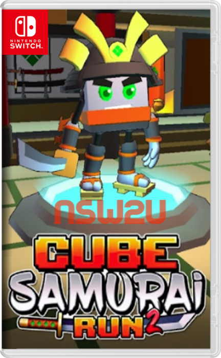 Cube Samurai Run Squared Switch NSP XCI NSZ