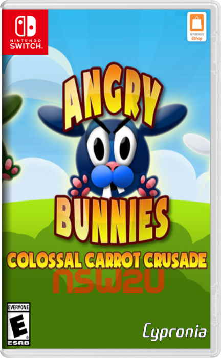 Angry Bunnies Colossal Carrot Crusade Switch NSP XCI NSZ