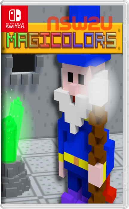 Magicolors Switch NSP XCI NSZ