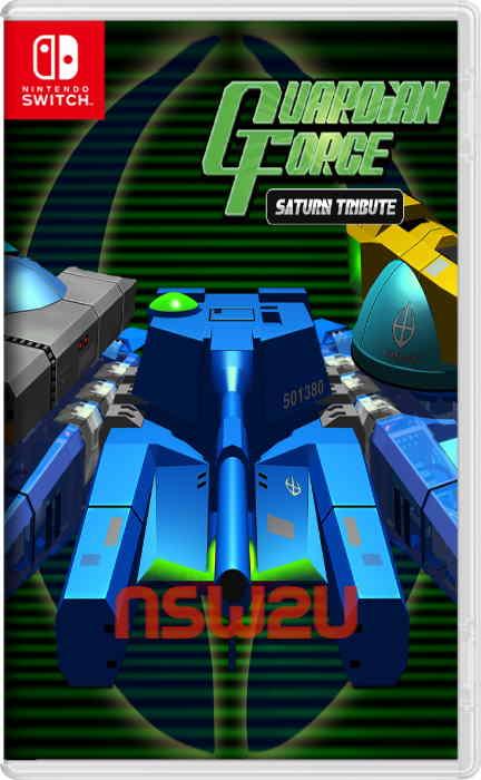Guardian Force - Saturn Tribute Switch NSP XCI NSZ
