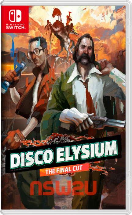 Disco Elysium - The Final Cut Switch NSP XCI NSZ