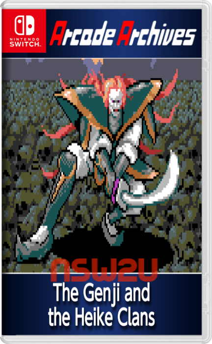 Arcade Archives The Genji and the Heike Clans Switch NSP XCI NSZ
