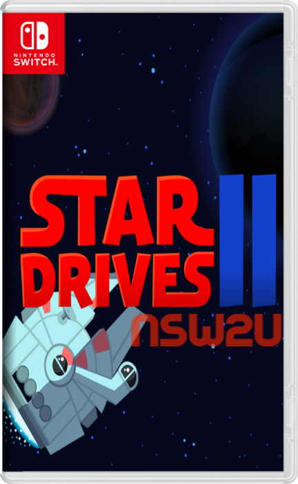 Star Drives Switch NSP XCI NSZ