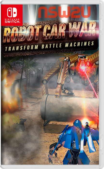 Robot Car War Transform Battle Machines Switch NSP XCI NSZ