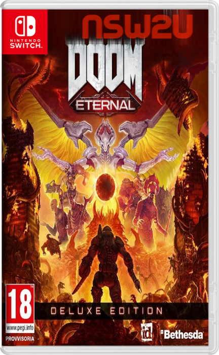 DOOM Eternal Deluxe Edition Switch NSP XCI NSZDownload Torrent