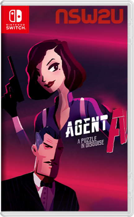 Agent A a Puzzle in Disguise Switch NSP XCI NSZ