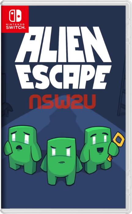 Alien Escape Switch NSP XCI NSZ