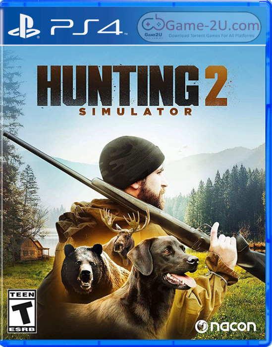 Hunting Simulator 2 PS4 PKG