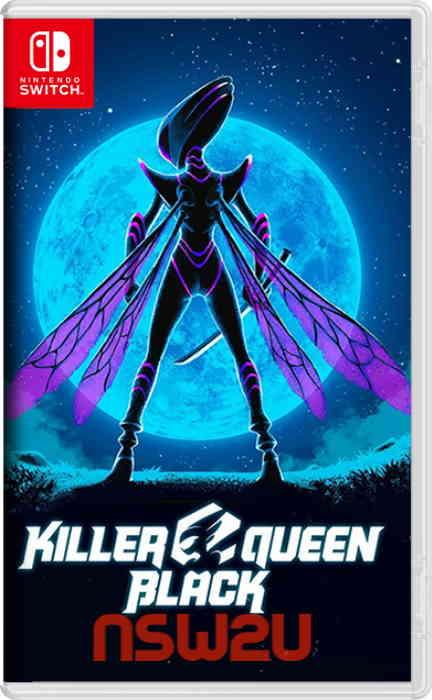 Killer Queen Black Switch NSP XCI NSZ