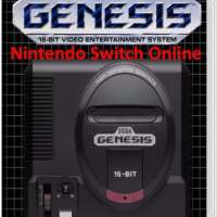 SEGA Genesis Mega Drive – Nintendo Switch Online NSP