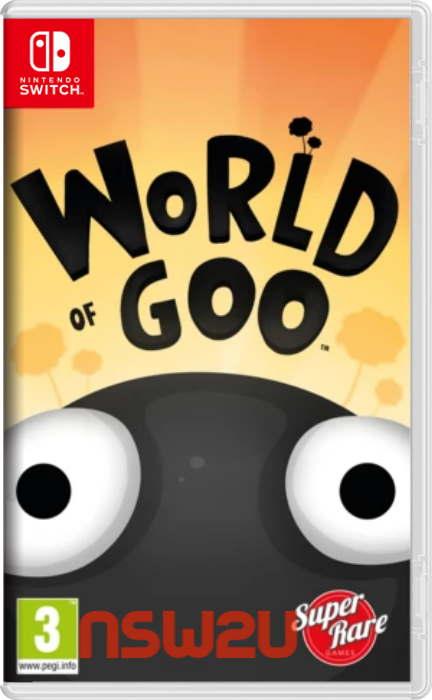 World of Goo Switch NSP