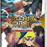 NARUTO SHIPPUDEN: Ultimate Ninja Storm Trilogy Switch NSP XCI