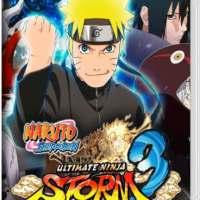 NARUTO SHIPPUDEN: Ultimate Ninja STORM 3 Full Burst Switch NSP